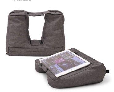 Test du support 2-en-1 pour tablette et coussin de voyage 3