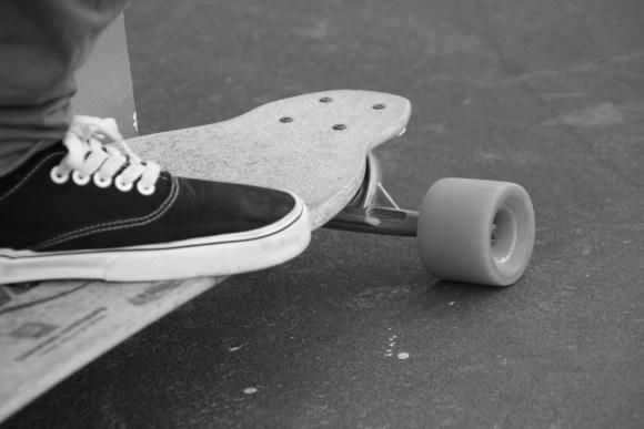 Skateboard électrique à portée de tous