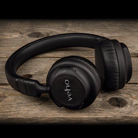 Test Du Casque Bluetooth Veho Zb 5 Sans Fil Noir Je Suis Un Papa Geek