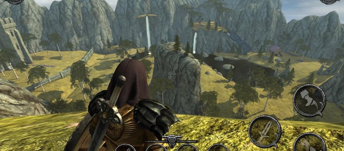 ravensword shadowlands paysages - [Playthrough] - Ravensword : Shadowlands 3d RPG - A la recherche de la légendaire Ravensword ! - 23 épisodes [Terminé]