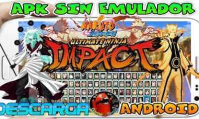 Naruto Ultimate Impact Apk