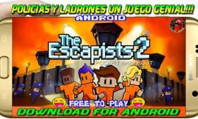 Escapists 2 apk Android