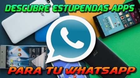 Aplicaciones y fondos para sacar mas partido a tu Whatsapp