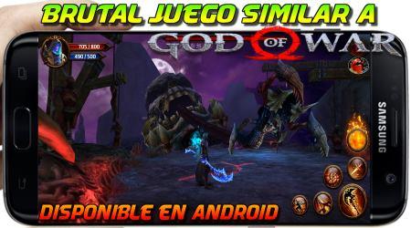 Blade of God download apk similar a God of War