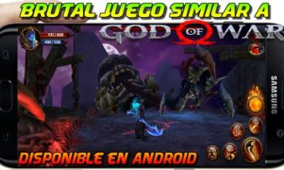 Blade of God download apk similar a God of War