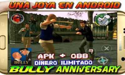 Bully Anniversary Apk Hack juego completo