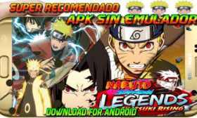 Naruto Shippuden Legends Apk