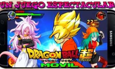 Dragon Ball Super Móvil