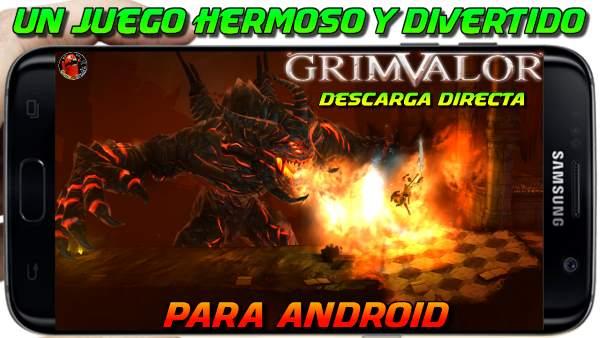 Grimvalor para android Apk