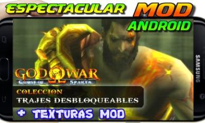 God of War Mod para Android