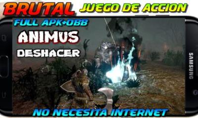 Animus Harbinger full Apk