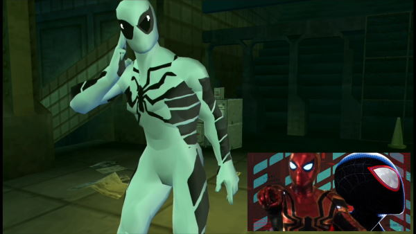 Spider-Man Multiverso MOD disponible en Android