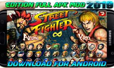 Descarga Street Fighter full Apk