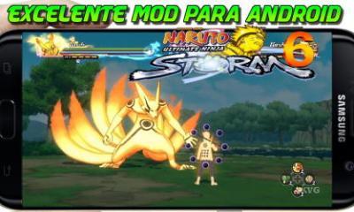 Naruto Storm Shinobi Striker 6