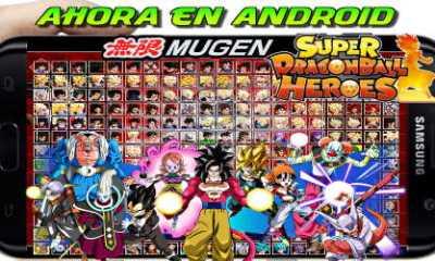 Mugen Dragon Ball Héroes