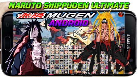 Mugen Naruto Shippuden Ultimate