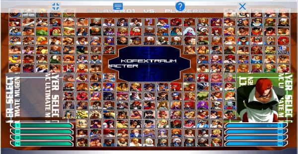 Mugen Kof Unlimited Match super plus