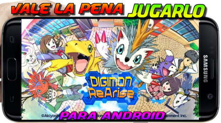 Descargar Digimon ReArise