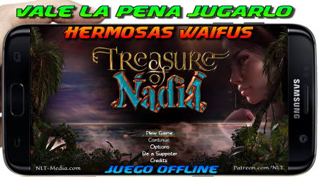 Download Treasure Nadia Mod