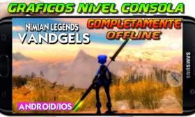 Nimian Legends Vandgels Mod