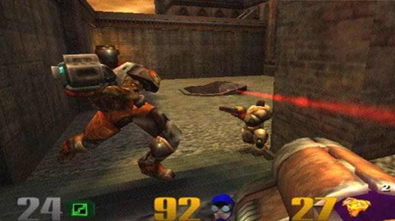 Quake 3 Apk Android