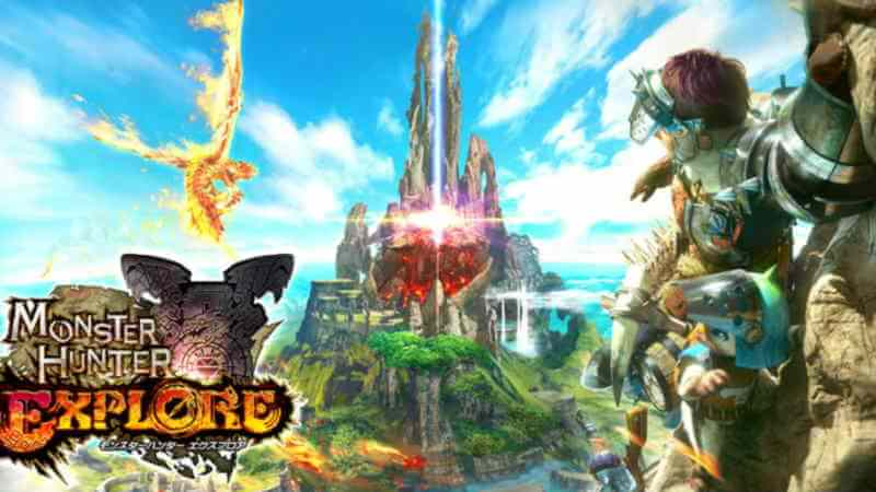 Nuevo Juego Monster Hunter Explore