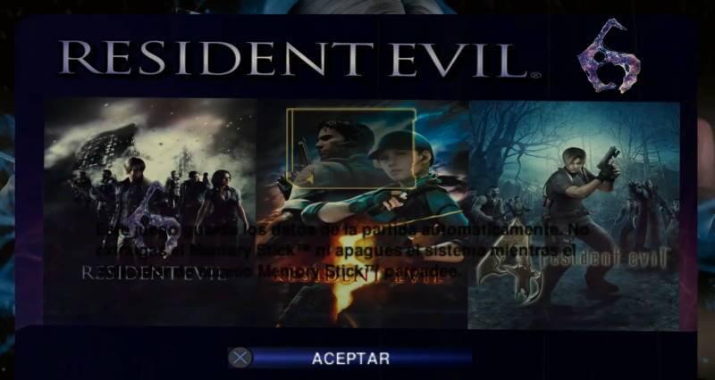 Mod Resident Evil 6