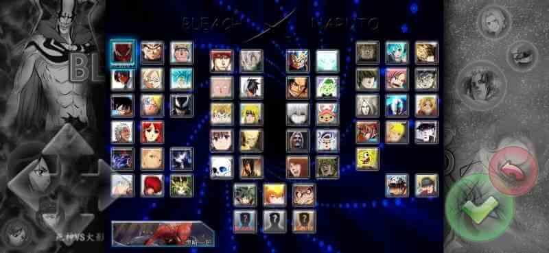 Anime Battle Stars Mugen