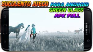 Green Glass Version Completa Android Apk