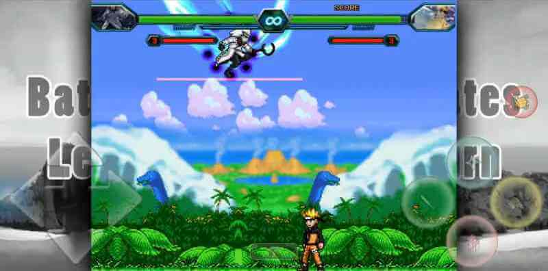Mugen Battle of Pirates