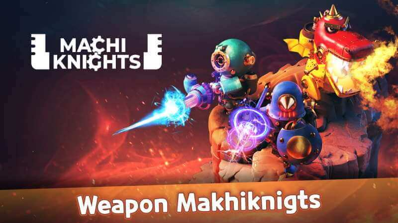 Android machi Knights apk