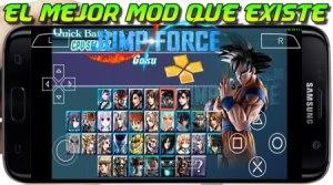 Nuevo Mod Jump Force
