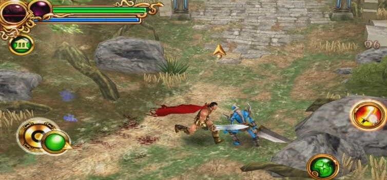 Heroe of Sparta Remasterizado