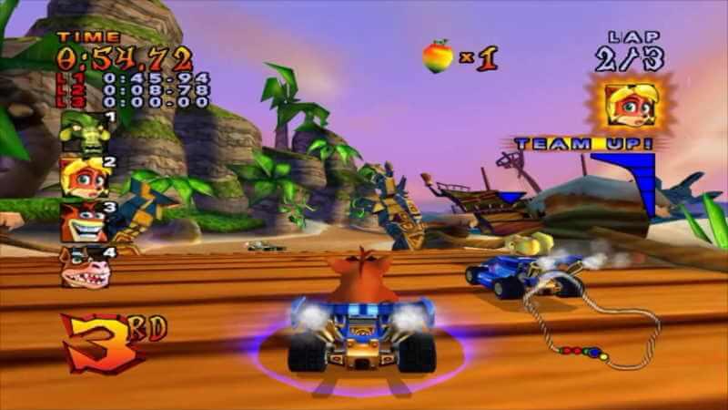 Crash Nitro Kart Android