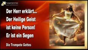 Heiligen Geist anbeten