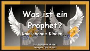 Ein Prophet Gottes