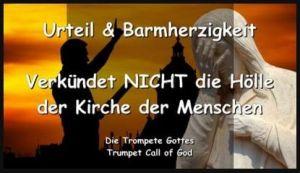 Offenbarung 20 Gericht Gottes