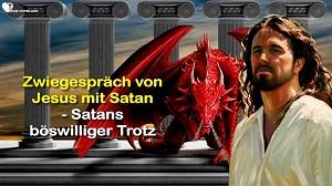 Jesus und Satan