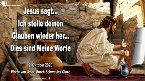 Jesus Botschaft 2020
