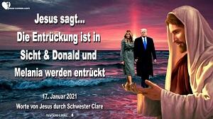 Donald und Melania