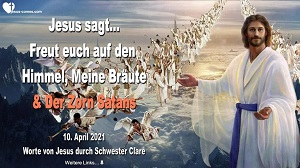 Liebesbrief von Jesus Christus 2021