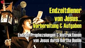 Endzeitdiener von Jesus