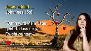 Johannes 15-8