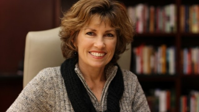 Laura Minchew, Senior Vice President and Publisher of the Specialty Publishing Division at Harper Collins Christian.