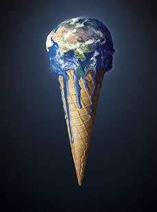 Frases sobre el calentamiento global en ingles