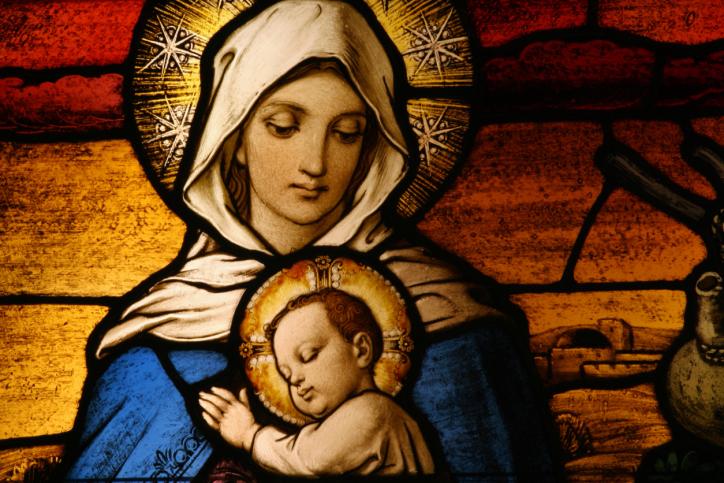 Descubriendo a María en la Sagrada Escritura
