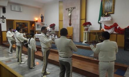 Fotos de la kermés Guadalupana