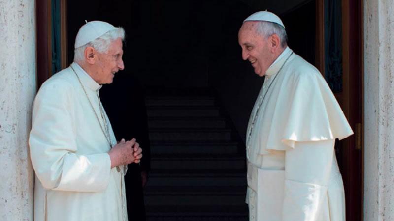 Mi vínculo con él. Prefacio del Papa Francisco a la biografía de Joseph Ratzinger — Benedicto XVI