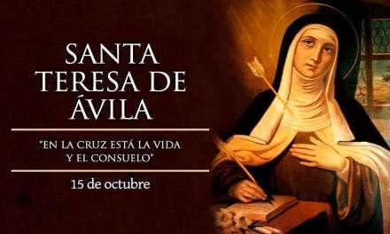 ACORDÉMONOS DEL AMOR DE CRISTO  (Sta. Teresa de Jesús)
