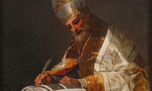 POR AMOR A CRISTO, CUANDO HABLO DE ÉL, NI A Mi MISMO ME PERDONO. De las Homilías de san Gregorio Magno, papa, sobre el profeta Ezequiel
